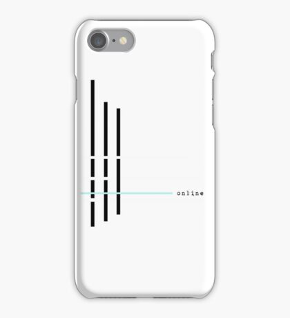 online iPhone Case/Skin