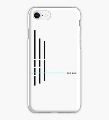online iPhone Case/Skin