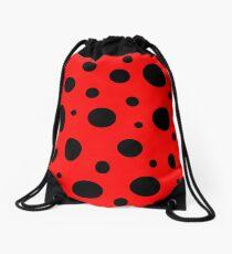 Ladybug  Drawstring Bag