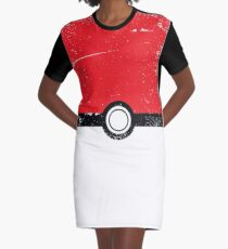 Poke´ball  Graphic T-Shirt Dress