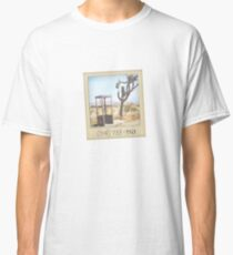 Mojave Phone Booth Classic T-Shirt