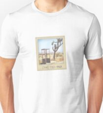 Mojave Phone Booth T-Shirt