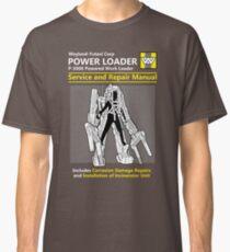 Power Loader Service and Repair Manual Classic T-Shirt