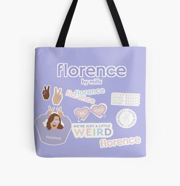 Florence par les moulins - Beauté Tote bag doublé