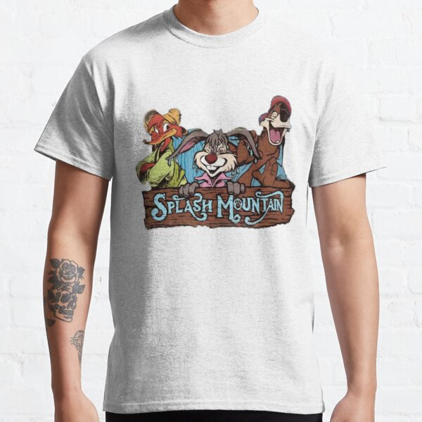 Splash Mountain Classic T-Shirt