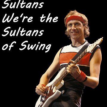 Sultans of Swing by ziadde