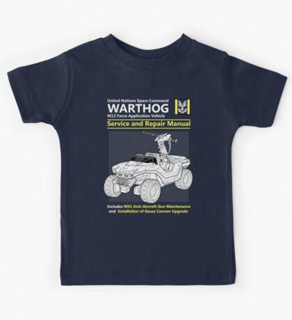 Warthog Service and Repair Manual Kids Clothes