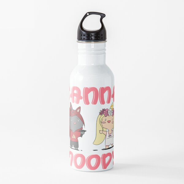 Sanna And Moody - Cute Water Bottle