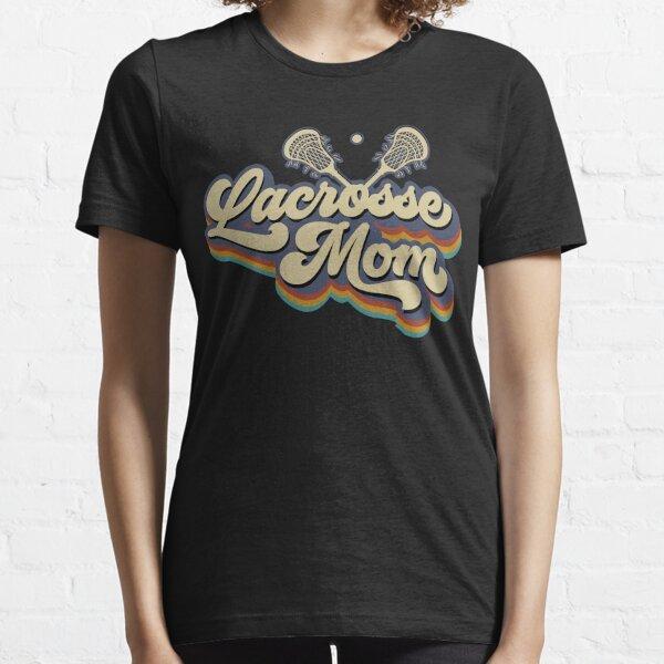 Lacorosse mom mother 70s style vintage retro Essential T-Shirt