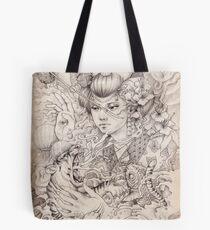 Irezumi Tote Bag