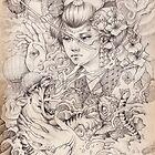 Irezumi by Rudy  Faber