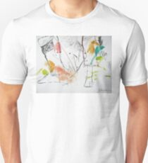 Summer in Water Color T-Shirt