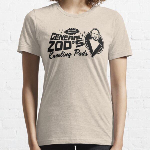 General Zod's Kneeling Pads Essential T-Shirt