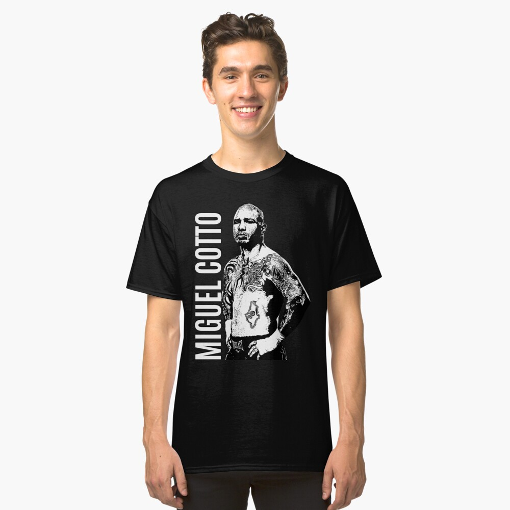 Miguel Cotto Classic T-Shirt