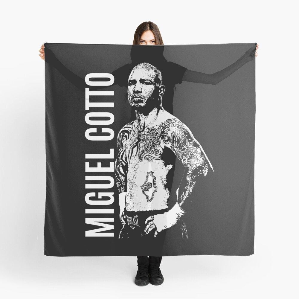 Miguel Cotto Scarf