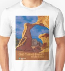 Vintage poster - Grand Staircase-Escalante Unisex T-Shirt