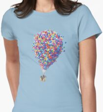 UP Womens Fitted T-Shirt
