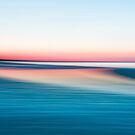 Coffin's Beach In Blur by Tim Mannle