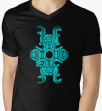 "Shadow of the Colossus ""Sigil Mark"" Colossus weak point Men's V-Neck T-Shirt"