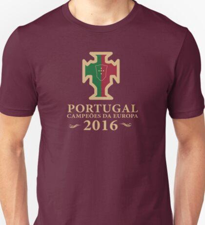 Portugal Euro 2016 Champions T-Shirts etc. ID-4 T-Shirt