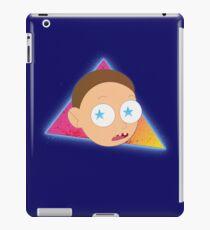 Human-colored boy iPad Case/Skin