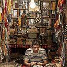 The Trincket Merchant #0101 by Michiel de Lange