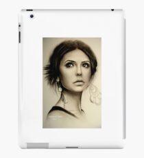 Nina Dobrev  iPad Case/Skin