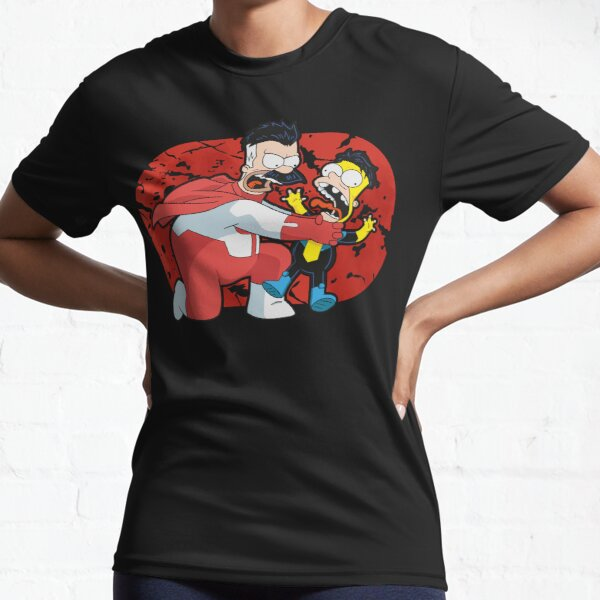 simpson meme Active T-Shirt