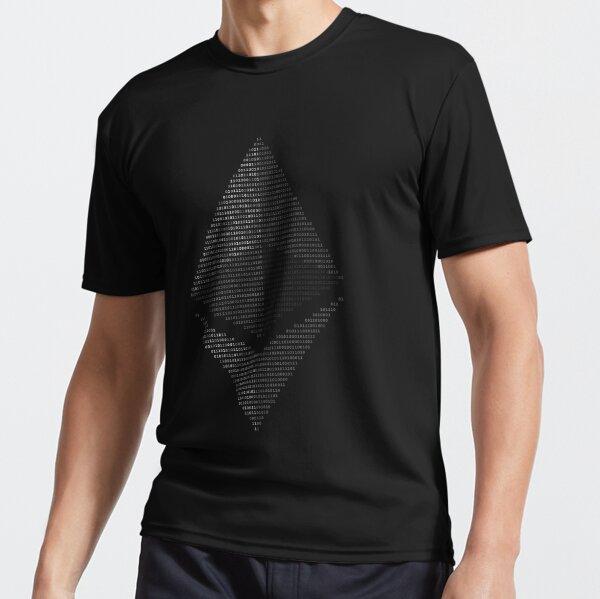 Ethereum Binary Active T-Shirt