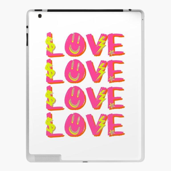 preppy LOVE iPad Skin