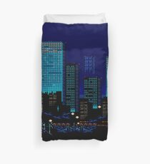 The Streets I Grew Up On Duvet Cover