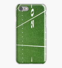 Football Field Hash Marks iPhone Case/Skin