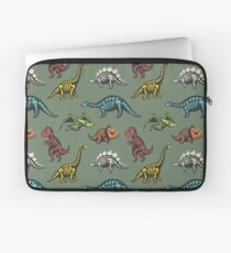 Fossil dinosaurs Laptop Sleeve