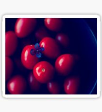 cherry tomatoes Sticker