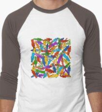 No Dearth Of... Men's Baseball ¾ T-Shirt