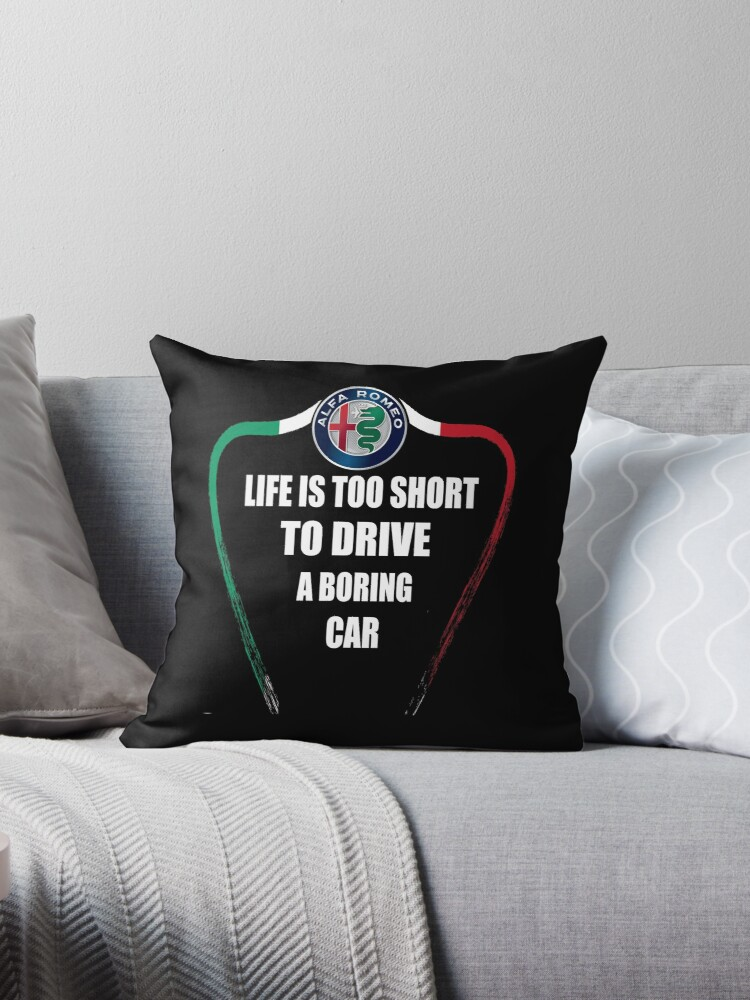 Life is too short to drive a boring car - Alfa TriColore by Fobrocks
