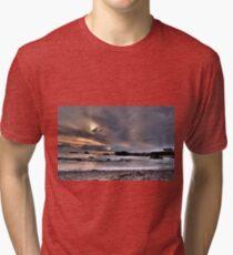 Oregon beaches Tri-blend T-Shirt