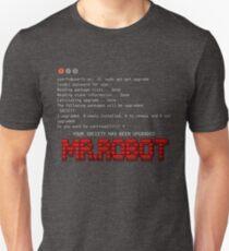 Terminal Code Mr.Robot T-Shirt