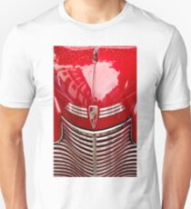 red chevy car abstract Unisex T-Shirt