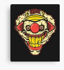 TWISTED METAL Canvas Print
