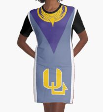 Scorpia Graphic T-Shirt Dress
