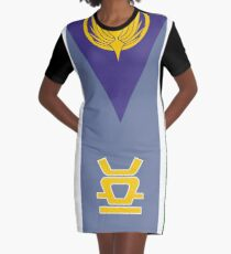 Canceron Graphic T-Shirt Dress