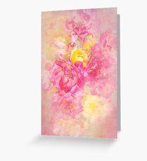 Soft Pastels Greeting Card