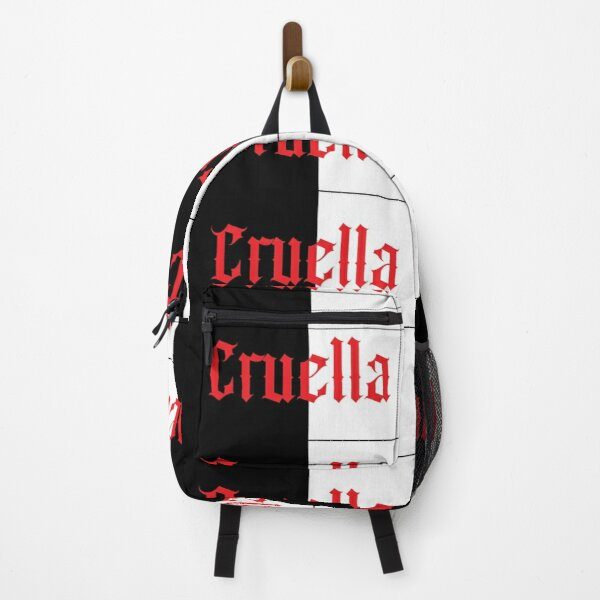 Cruella 2021 movie Backpack
