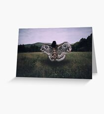 On the Breeze Greeting Card