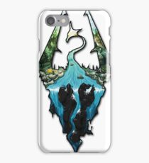 Custom Skyrim Logo iPhone Case/Skin
