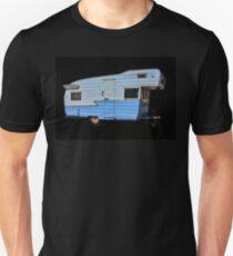 Vintage Travel Trailer Unisex T-Shirt