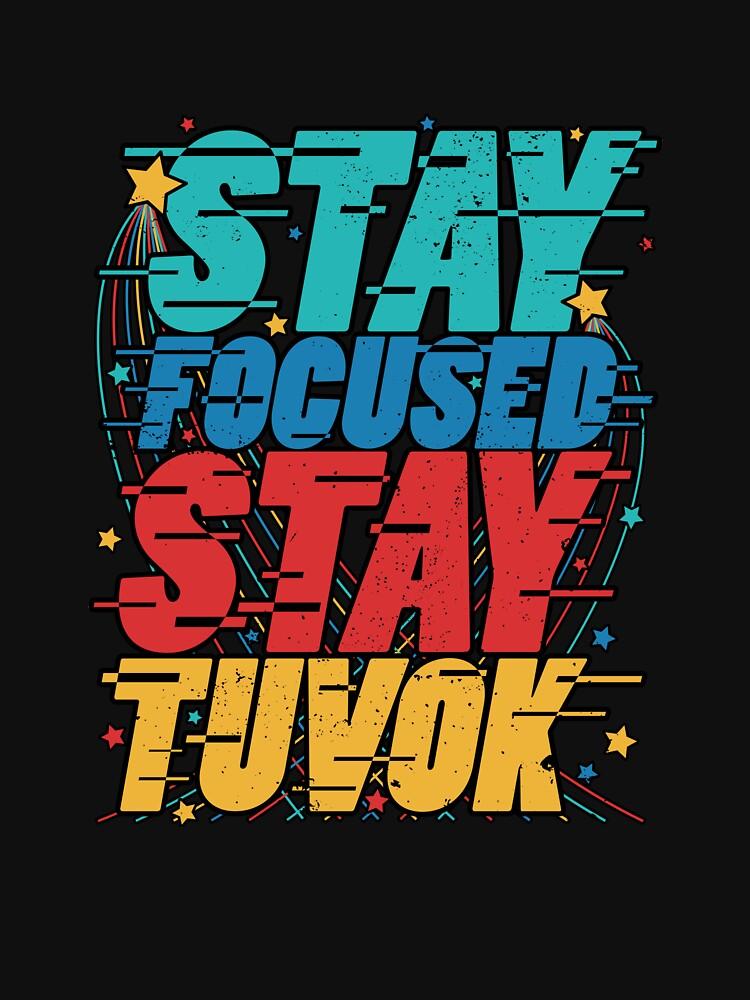 Bleiben Sie konzentriert Bleiben Sie Tuvok von wordquirk