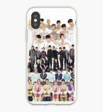 Layered Seventeen  iPhone Case