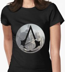 The Assasins Creed Arno T-shirt Women's Fitted T-Shirt